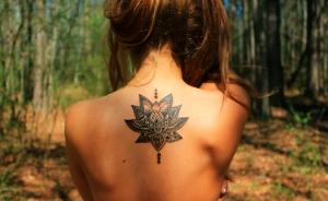 tatuagem-de-flor-de-lotus